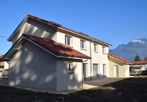 Construire sa villa à Noyarey 38 avec KP Habitat